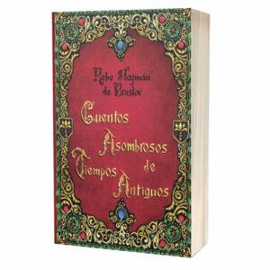 Cuentos Asombrosos de Tiempos Antiguos: Cinco Cuentos del Rebe Najman de Breslov